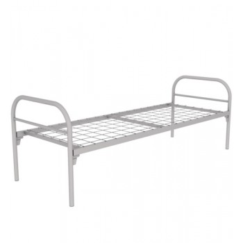 Кровать металлическую купить в Минске. Металлические кровати для хостелов и общежитий.