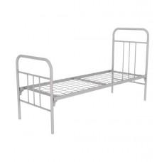 Кровать металлическая, одноярусная Torvest - 72