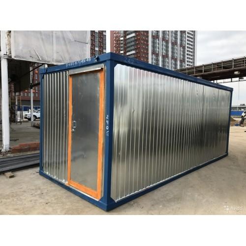 Блок-контейнер в аренду