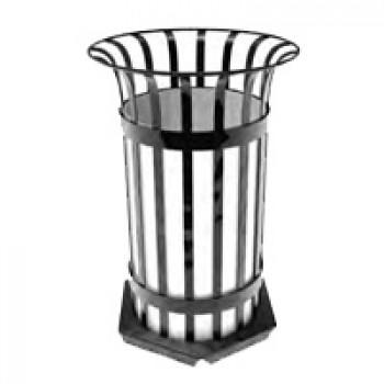 Урна уличная для сбора мусора 12.34.561