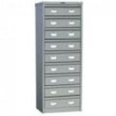 Шкаф картотечный ПРАКТИК АFC-09C