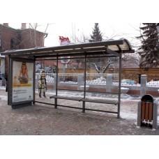 Автобусная остановка арт. 1.02