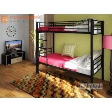 Кровать металлическая двухъярусная КМ-2.9