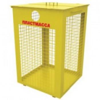 ТБО контейнер для пластика Torvest 78д