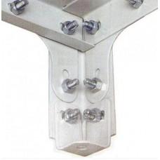 Комплект крепежа стойки MS (без резьбы)