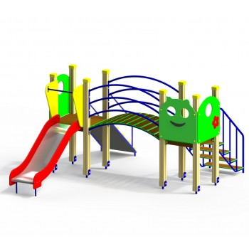 Детские игровые комплексы в Минске