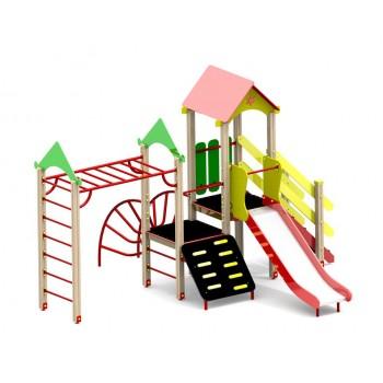 детский спортивно игровой комплекс
