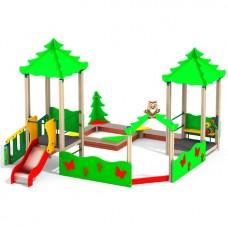 Песочный дворик «Лесной»