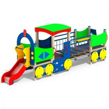 Детские игровые комплексы для двора