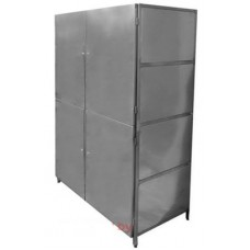 Шкаф  для хлеба из нержавейки