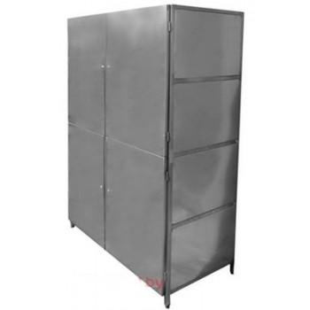 Производство металлических шкафов из нержавейки