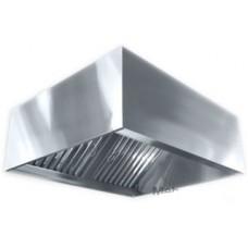 Зонт пристенный вентиляционный (многоразмерный)
