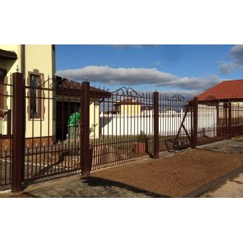 Забор сварной арт.016ТВ