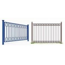 Забор сварной арт.004ТВ