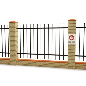 Забор сварной арт.009ТВ
